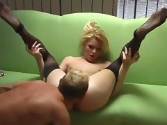 Femdom Nylon Foot Worship Arse Lick Human Ashtray Spit