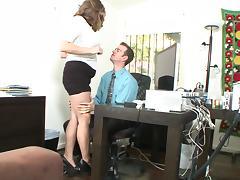 Office, Chubby, Couple, Hardcore, Office, Secretary