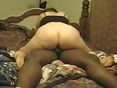 Black cock,PAWG and the creaky bed