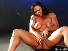 Acrobatic, Ass, Big Ass, Big Tits, Boobs, Brunette