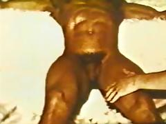 Gay Vintage 50's - Bill Grant, Bodybuilder 2
