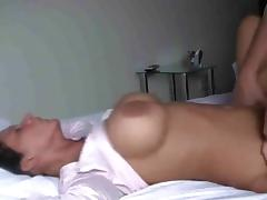 Mom and Boy, 18 19 Teens, Amateur, Big Tits, Boobs, Cougar