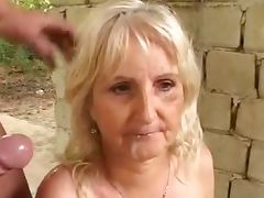 Grandma Ass Fuck