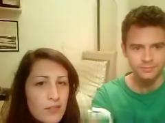 Screwing my hot immature gf on a webcam