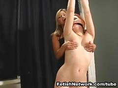 FetishNetwork Movie: Testing the Slave