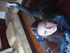 Catsuit, Amateur, BDSM, Boots, Catsuit, French
