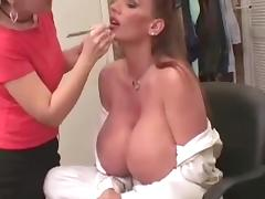 All, Backstage, Voyeur, Behind The Scenes, Tits