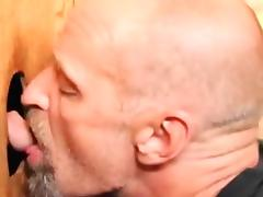 sucking 2 sweet loads from a hot boys big cock