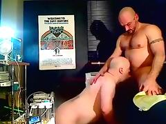 Troy and Peter: CUMLOAD, pt two