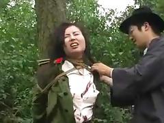 Asian Teen, Army, Asian, BDSM, Bondage, Bound