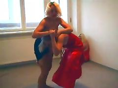 Catfight, Catfight, Dress, Lingerie, Wrestling, Fight