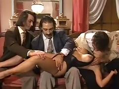 French, Banging, Blowjob, French, Gangbang, Group