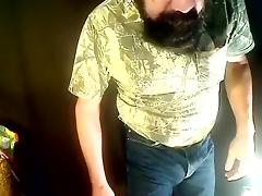 DADDY PERV SMOKIN REDNECK BLUECOLLAR