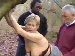 Wife, Amateur, Doggystyle, Mature, Old, Outdoor