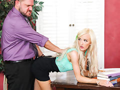Skylar Green, Alec Knight in Too Big For Girls #16,  Scene #02