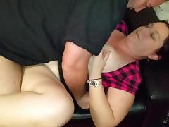 First Bareback and Creampie