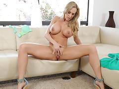 All, Big Tits, Blonde, Masturbation, Sex, Lady