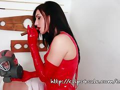 Mommy, BDSM, Femdom, Italian, Latex, Mature