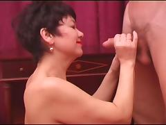 Asian Granny, Asian, Mature, Old, Russian, Older