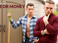 Drake Tyler & Zane Porter in Love Or Money XXX Video