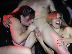 bbw latin wild party orgy