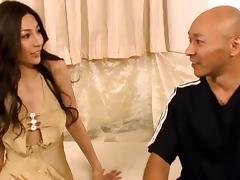 Anri Suzuki Uncensored Hardcore Video with Masturbation, Creampie scenes