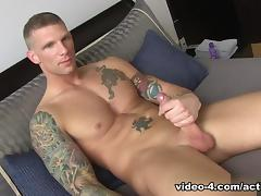 Sebastian Military Porn Video