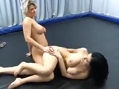 Big Clit, Big Clit, Big Tits, Blonde, Boobs, Brunette