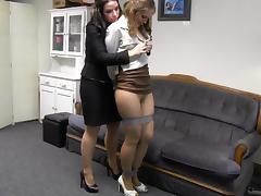 Boss, Bondage, Boss, Office, Secretary, Teen