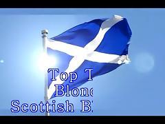 British, Blonde, Blowjob, British, Compilation, Sucking