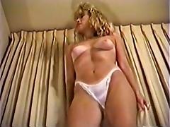 Beautilful California Amateurs V12 Nylon Panties Slips