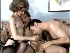 MMF Bisexual Threesome Short Clip