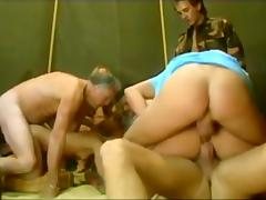 Military, Anal, BDSM, Group, Orgy, Sex