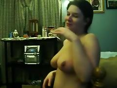 sucking, ass eating and load blown on her face.
