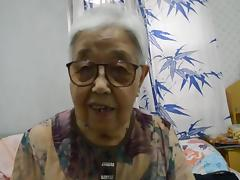 Granny, Asian, Chinese, Granny, Mature, Old