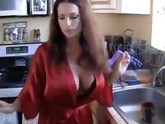 Mommy, Big Tits, Brunette, Mature, Mom, Mother