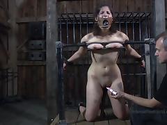 Bound, Babe, BDSM, Bondage, Bound, Vibrator