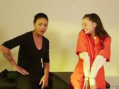 Backstage, Backstage, Lesbian