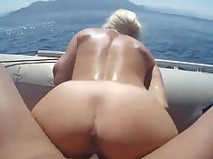 Boat, Amateur, Boat, Outdoor, POV, Sex