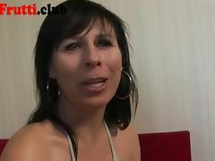 real beginner euro MILF home amateur porn casting
