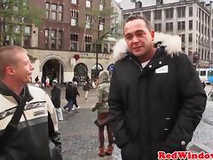 Amsterdam, Bitch, Dutch, Hooker, Lingerie, Prostitute
