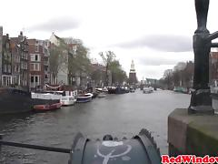 Amsterdam, Bitch, Doggystyle, Dutch, European, Hooker