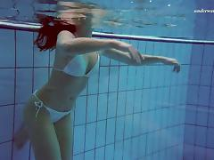 Bikini, Bikini, Cute, Pool, Pretty, Russian