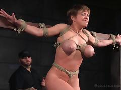 Bimbo, BDSM, Bimbo, Bondage, Bound, Classy