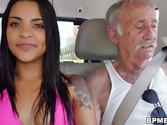 Banging, Banging, Gangbang, Group, Old, Old Man