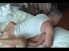 Two daddys bareback asian twink