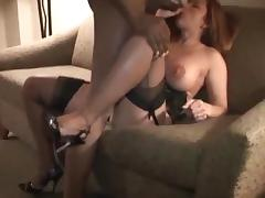 Wife, Cuckold, Interracial, Mature, Redhead, Wife