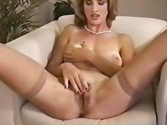 Best pornstar in exotic big tits, stockings adult video