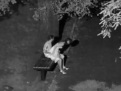 Horny Amateur video with Outdoor, Voyeur scenes