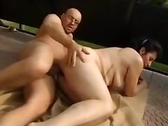 Aged, Aged, Anal, Assfucking, Creampie, Mature